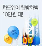 고성능 하드웨어 웹방화벽 10만원 대!