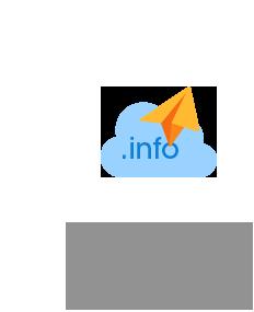 다가오는 이벤트나 새로운 이슈를 .info를 통해 알립니다.